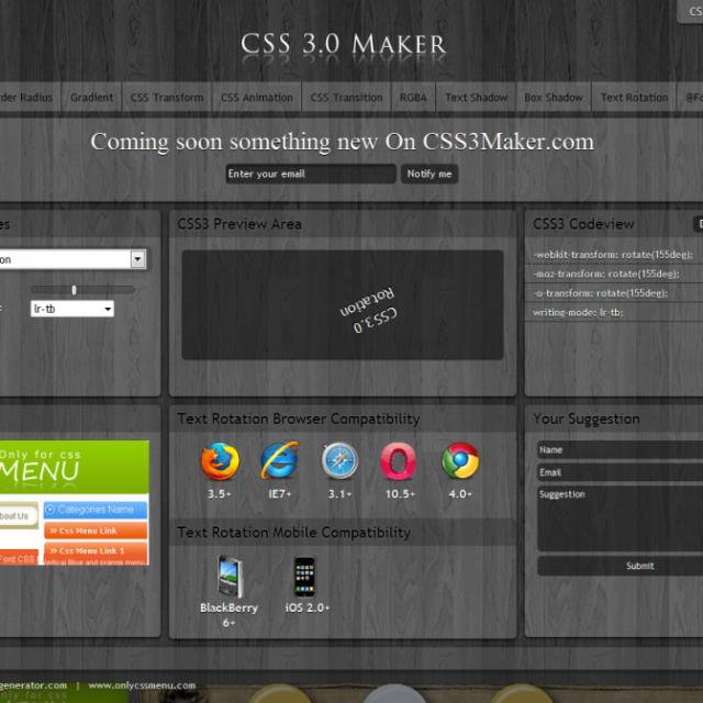 www.css3maker.com
