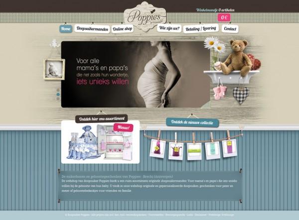 Inspiration web #1 : www.doopsuikerpoppies.be