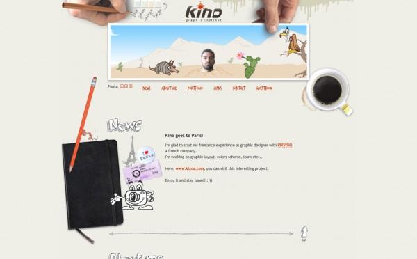 Deliweek, site web de la semaine : kinoz