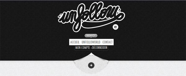TWITTER : site unfollow, pour connaitre unfollowers