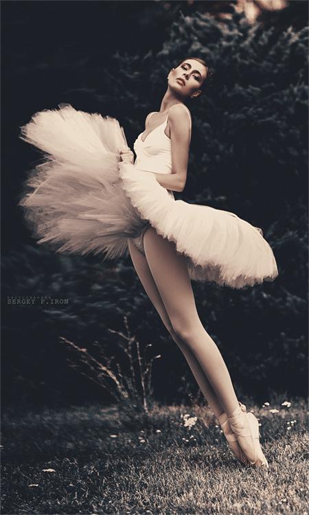 Sergey P. Iron - ballet