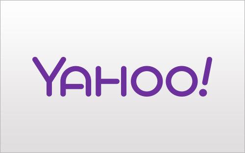 Yahoo un jour un logo